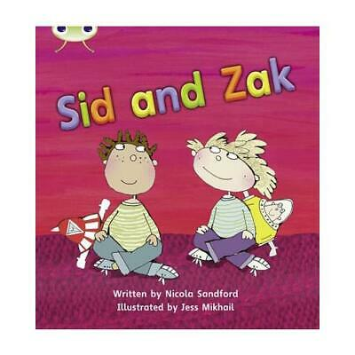 Bug Club Phonics Set 07 Sid and Zak by Nicola Sandford (author)