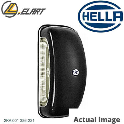 Licence Plate Light For Ford Vw Transit Bus 72E 73E Ey Ch Cg Hella 138 2999