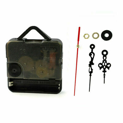1Set DIY Replacement Wall Clock Quartz Movement Mechanism Parts Accessories