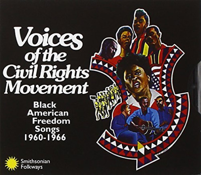 Various Artists-Voices of the Civil Rights Movement CD NEU