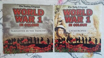 DVD - World War 1 in Colour - Slaughter in the Trenches / Catastrophe - History