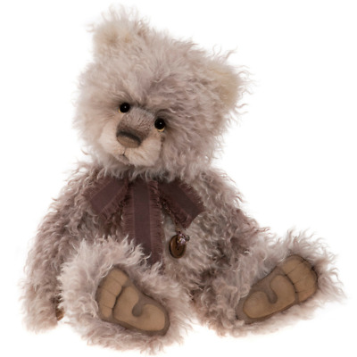 CHARLIE BEARS ISABELLE LEE COLLECTION BEAR CLOONEY LE 450 - 43cm