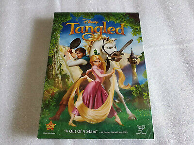 Tangled (DVD, 2011) Brand New Fast Free Shipping!