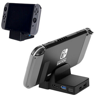 for Nintendo Switch TV Base NS Dock Cooling Pad DIY Modified Transformation Mini