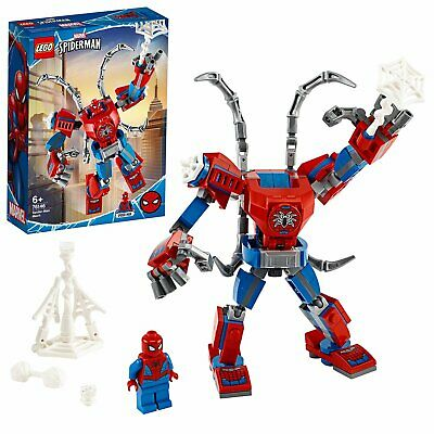 LEGO Super Heroes Marvel Spider-Man Mech Building Set - 76146