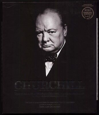 CHURCHILL The Treasures of Winston Churchill facsimile documents HB 2012