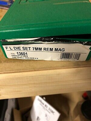 223 WSSM 10501 NEW RCBS Full Length Die Set Group A