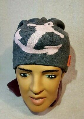 Winter Hat One Size fit all Boys Girls Unisex Knitted Beanie Hat