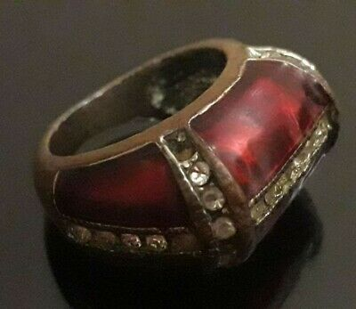 Very Rare Ancient Ring Viking Type Artifact Museum Quality Circa 9th Century Ad