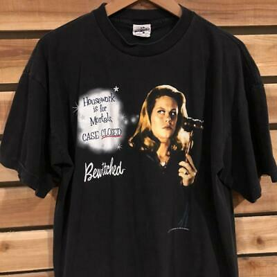 Bewitched TV Show Samantha Flying NEW MOON Licensed Women/'s T-Shirt All Sizes
