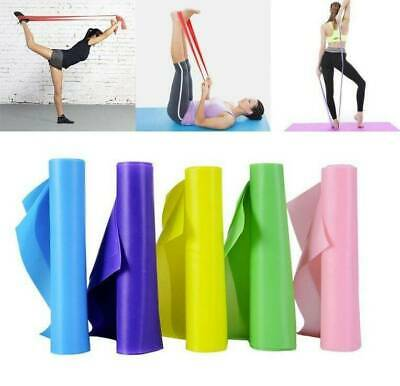 Resistance Bands Loop Heavy Duty Pull Up Exercise Gym Yoga Fitness Loop Bands