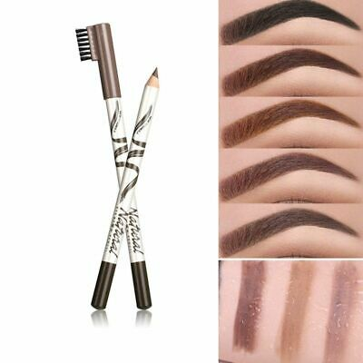 Menow Eyebrow Pencil Marker Waterproof Tattoo Enhancer Dye Tint Pen Long Lasting