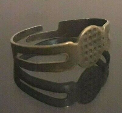 Ancient Adjustable Unique Ring Viking Lake Ladoga Artifact Antique Bronze Rare