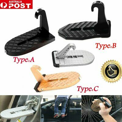 Vehicle Latch Access Roof Of Car Door Give You a Step Easily Rooftop Doorstep Y2