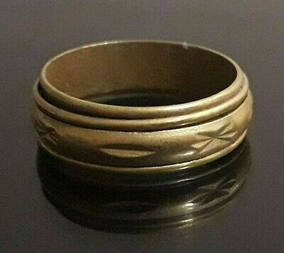 Unique Ring Pendant Amulet Antique Very Rare Old Viking Norse Jewelry Stunning