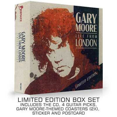 Gary Moore - Live From London (NEW DELUXE CD)