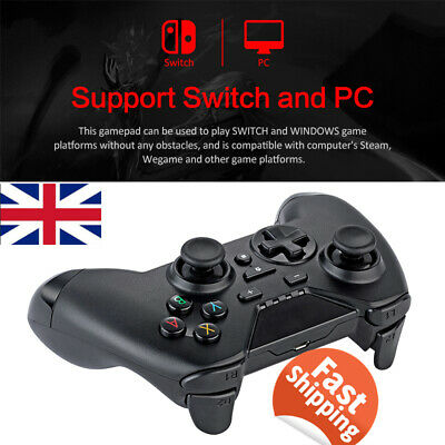 UK Official Nintendo Switch Pro Controller - 2020 BRAND NEW - 75%OFF