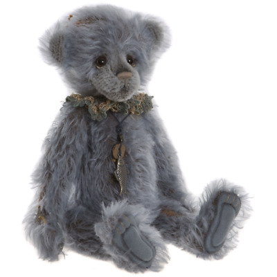 CHARLIE BEARS ISABELLE LEE COLLECTION BEAR KINGFISHER LE 300 - 25cm
