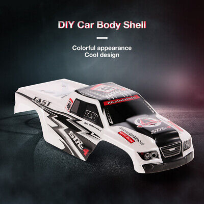 WLtoys Car Body Shell for A999 1//24 100mm Wheelbase RC Car Off-Road Buggy W6H1