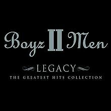 Legacy - The Greatest Hits Collection by Boyz II Men | CD | condition very good