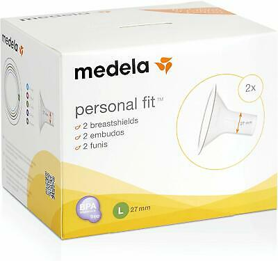 Medela Personal Fit Breast Shield Optimise the Milk Flow - Pack of 2 - Size L