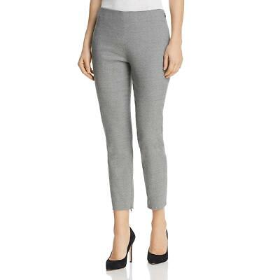 Dylan Gray Womens Slim Fit Cropped Daytime Straight Leg Pants Trousers BHFO 6495