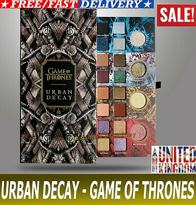 UK ~ Guicami ~ Game Of Thrones ~ Eyeshadow Palette Limited Edition ~ Urban Decay
