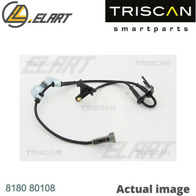 Front Right ABS Sensor Fit Chrysler /&Jeep 04764676AC //04764676AA //04764676AB new