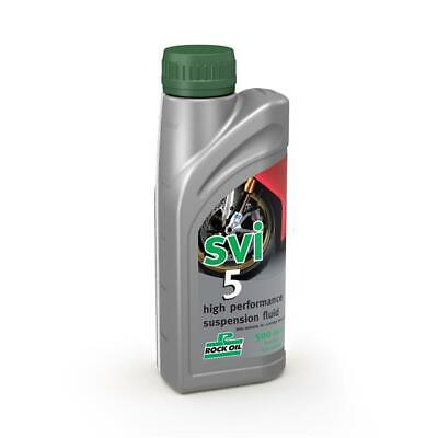 Rock Oil SVI 5W Motorcycle/Scooter Fork Oil 500ml