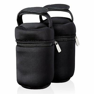 Tommee Tippee Insulated Bottle Bag and Bottle Cooler - Keeps Cold or Warm