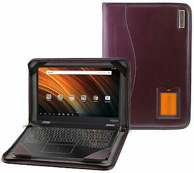 Broonel Purple Laptop Case For HP Portable 255 G7 15.6' NEW