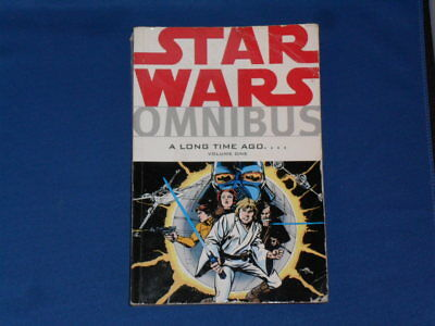 STAR WARS OMNIBUS A LONG TIME AGO VOL 5 DH SC GN TPB COLLECTS MARVEL #86-107 NEW