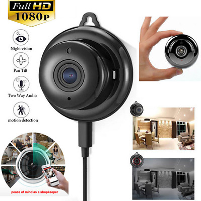 HD 1080P Wireless Mini DVR Camera Wifi IP Home Security Camcorder Night Vision
