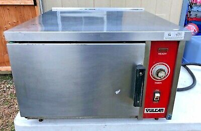 Vulcan VSX9000 Electric Steamer Oven 220v Convection Steam Works Well