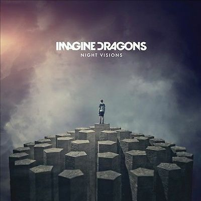 Night Visions [Deluxe Edition] Imagine Dragons Audio CD Used - Very Good