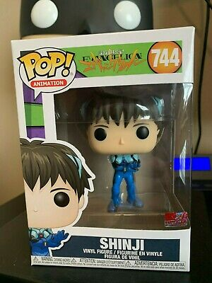 Funko POP! Animation Evangelion Shinji Ikari- [PRE ORDER] - NEW