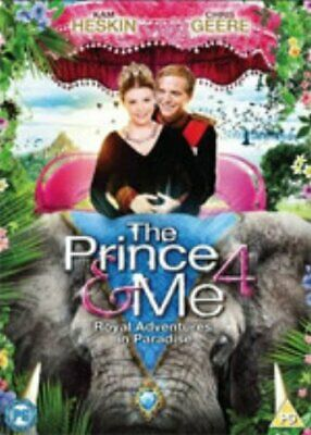 The Prince and Me 4 - Sealed NEW DVD - Kam Heskin