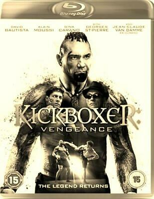 Kickboxer Vengeance - Sealed NEW Blu-ray - Dave Bautista