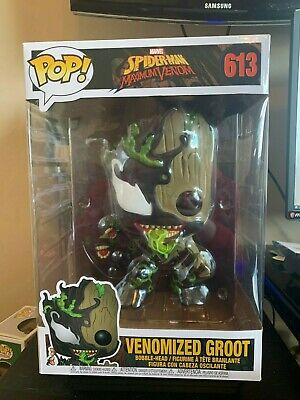 Funko POP! Marvel Venom 10 Inch Groot - IN STOCK - NEW