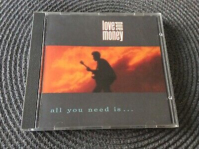 Love And Money – All You Need Is...(CD 1986) West Germany