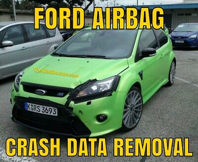 Ford Airbag Light Removal