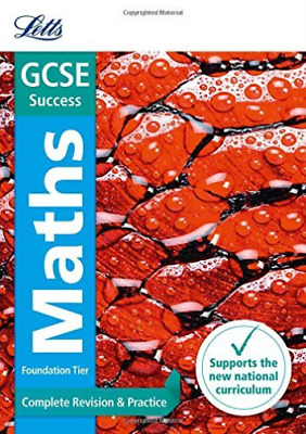 Letts Gcse Maths Found R&P BOOK NEU