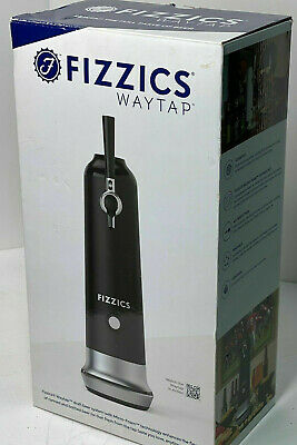 Fizzics Waytap Draft Beer Dispenser System Black New
