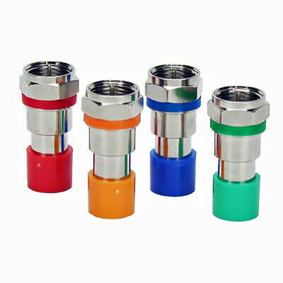4 Colored Toners For Coax Cable Tester Tracker Mapper  Perfect Vision Pvcm4-Tm