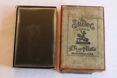 BOX 12 ANTIQUE 1900's GLASS PLATE NEGATIVES-FAMILY PORTRAITS IN PERIOD DRESS