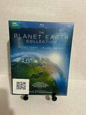 The Planet Earth Collection 1&2 [New Blu-Ray] Free Shipping!!