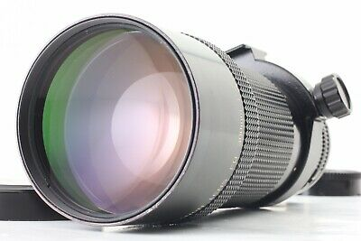 [Near MINT] Canon New FD 300mm F4 MF Telephoto Prime NFD Lens from Japan #16949