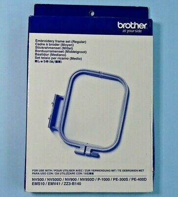 Genuine Brother Ef62 Embroidery Frame Set Regular For Sewing Machine New In Box