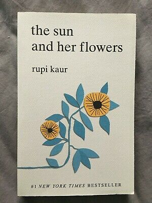 The Sun and Her Flowers by Rupi Kaur (Paperback) NEW