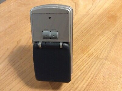 Outdoor Electrical Socket Single, 1 Gang. New.